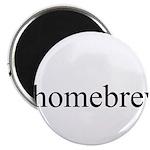 #homebrew Magnet