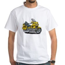 Goldwing Yellow Bike Shirt