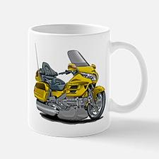Goldwing Yellow Bike Mug
