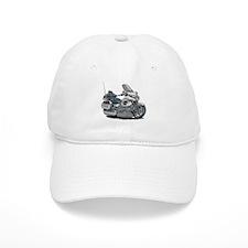 Goldwing White Bike Baseball Cap