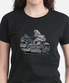 Goldwing Silver Bike Tee