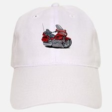 Goldwing Red Bike Baseball Baseball Cap