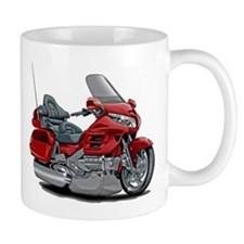 Goldwing Red Bike Mug