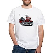 Goldwing Maroon Bike Shirt