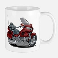 Goldwing Maroon Bike Mug