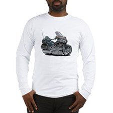 Goldwing Grey Bike Long Sleeve T-Shirt