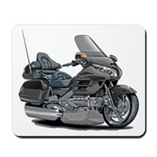 Goldwing Grey Bike Mousepad