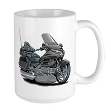 Goldwing Grey Bike Mug