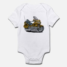 Goldwing Gold Bike Infant Bodysuit
