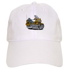 Goldwing Gold Bike Baseball Cap