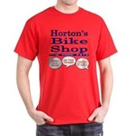 Horton's Bike Shop Dark T-Shirt
