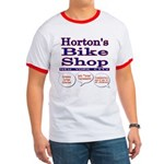 Horton's Bike Shop Ringer T