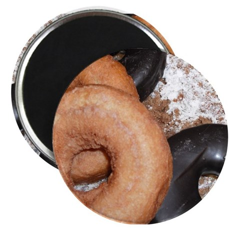 """Donuts 2.25"""" Magnet (100 pack)"""