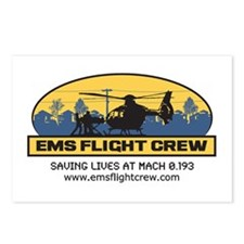 Cute Paramedic Postcards (Package of 8)