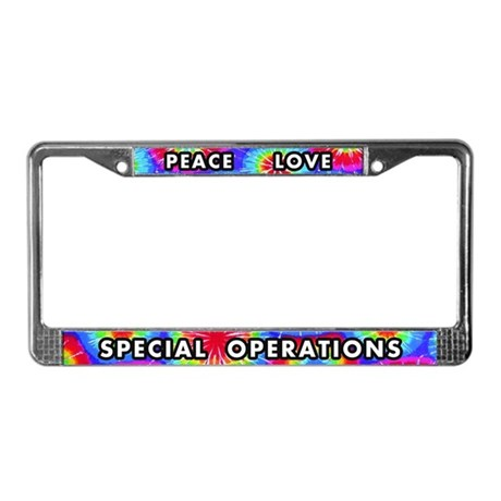 Peace, Love... Special Operations!