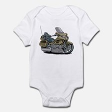 Goldwing Champagne Bike Infant Bodysuit