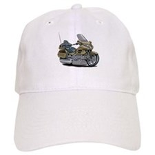 Goldwing Champagne Bike Baseball Cap