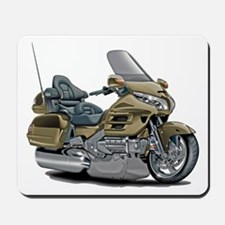 Goldwing Champagne Bike Mousepad