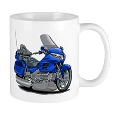 Goldwing Blue Bike Mug