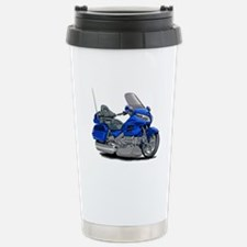 Goldwing Blue Bike Travel Mug