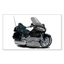Goldwing Black Bike Decal