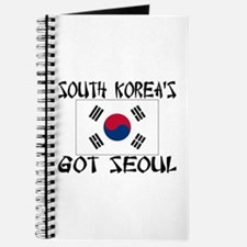 South Korea's Got Seoul! Journal