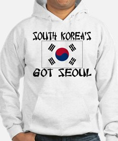 South Korea's Got Seoul! Hoodie