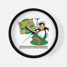 LHS Logo Wall Clock