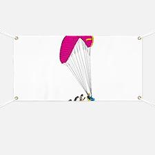 Paragliding Banner