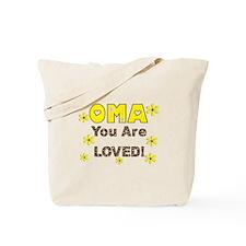 Cute Oma Tote Bag