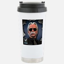 Rob McConnell Stainless Steel Travel Mug