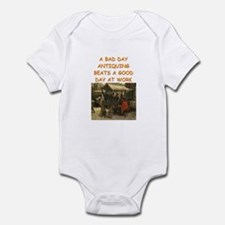 antique gifts Infant Bodysuit