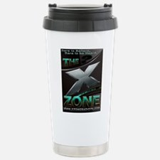 Alien Green - X ZONE logo Stainless Steel Travel M
