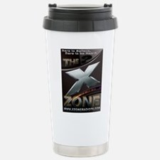 Retro Forward - X ZONE logo Stainless Steel Travel