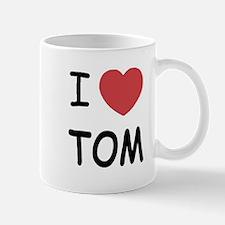 I heart Tom Mug