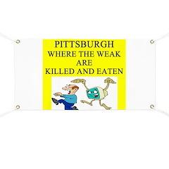 pttsburh joke Banner