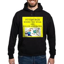 pttsburh joke Hoodie