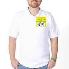 pttsburh joke T-Shirt