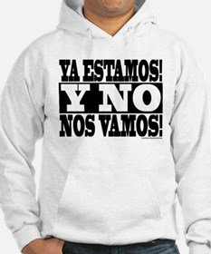 YA ESTAMOS! Jumper Hoody