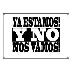 YA ESTAMOS! Banner