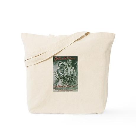 German Family Tote Bag