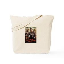 Sieg Tote Bag