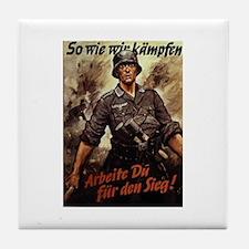 Sieg Tile Coaster