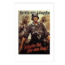 Sieg Postcards (Package of 8)