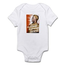 Anger Infant Bodysuit