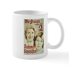 Frauen Mug