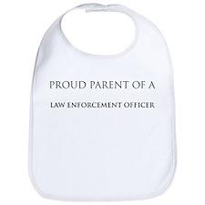 Proud Parent: Law Enforcement Bib