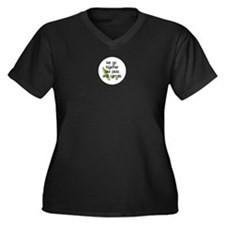 Together Like Peas and Carrots; Peas Women's Plus