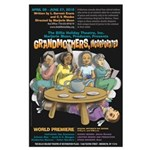 Grandmothers Incorporated Large Poster