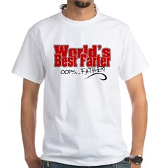World's Best Farter (oops.. FATHER!) Shirt